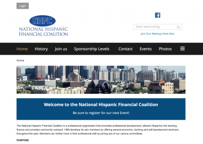 National Hispanic Finance Coalition