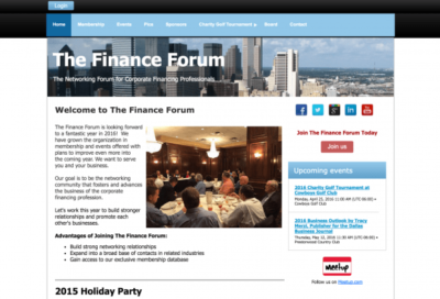 The Finance Forum